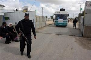 """Гуманитарному конвою """"Мили улыбок"""" было отказано во въезде в Газу"""