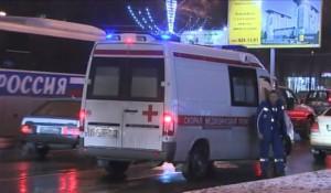 Обрушился потолок кафе в центре Москвы