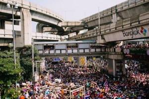 Один из лидеров оппозиции Таиланда убит в Бангкоке