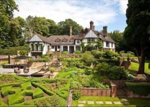 Особняк певца Джона Леннона в Англии выставлен на продажу