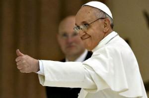Папа римский Франциск назвал интернет даром от Бога