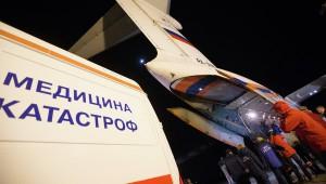 Пострадавшие в результате терактов в Волгограде девочки доставлены на лечение в Москву