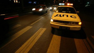 Сотрудники столичного ГИБДД сбили насмерть пешехода
