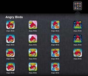 Спецслужбы следят за пользователями через мобильную игру «Angry Birds»