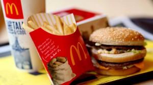 Американец решил подать в суд на McDonald's за нехватку салфеток