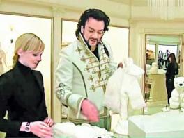 Филипп Киркоров планирует открыть магазин детской одежды