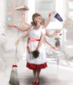 Хочу быть домохозяйкой