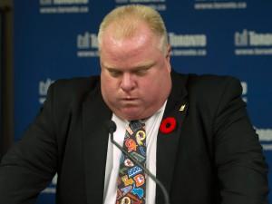 Полиция оштрафовала мэра Торонто за переход улицы в неположенном месте
