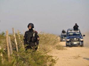 В Мексике обнаружено тайное захоронение с останками 15-и человек
