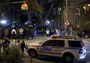 Четверо подростков ранены в Нью-Йорке
