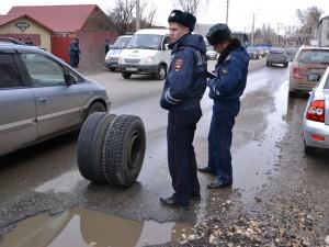 Девочка погибла от колес оторвавшихся от грузовика