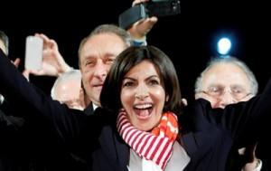 Мэром столицы Франции впервые в истории возглавит женщина