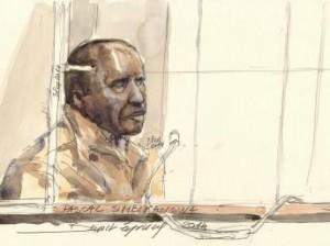 Парижский суд приговорил бывшего командира армии Руанды к 25 годам тюремного заключения