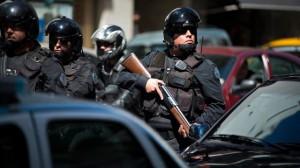 Полицейский, находясь в состоянии алкогольного напитка, застрелил двух человек в Аргентине