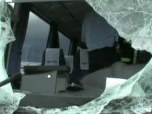В Египте автобус столкнулся с грузовиком