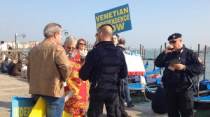 В Венеции проходит референдум за отделение от Италии