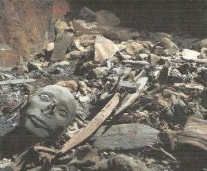 Около 50 мумий было обнаружено в Египетской Долине царей