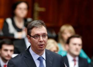 Александар Вучич - новый премьер-министр Сербии