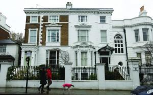 Средняя цена дома в Лондоне составит £ 700,000 к 2020 году