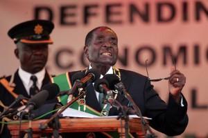 Глава Зимбабве упрекает Европу в аморальности