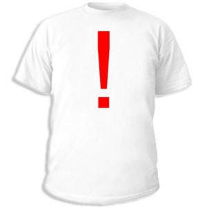 «Говорящие» футболки от иркутской «Сети» в ответ на оскорбление