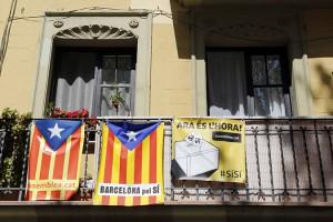 Испанский парламент запретил жителям Каталонии проводить референдум о независимости