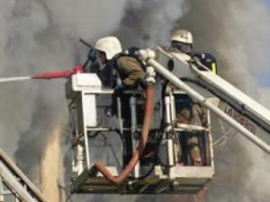 Из горящего общежития в столице, спасено 40 человек