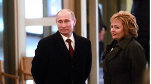 Кремль официально подтвердил развод Путина