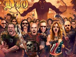 Металл-группы почтят честь Дио записью альбома