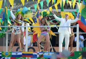 На YouTube появилась официальная песня Чемпионата мира по футболу 2014