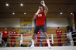 Новый – старый чемпион мира Владимир Кличко