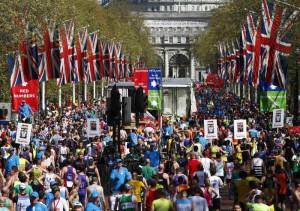 Один из участников марафона в Лондоне пересек финишную черту и скончался