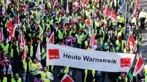 Пилоты авиакомпаний Lufthnsa начали трехдневную забастовку