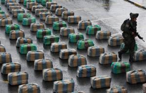 Правоохранительные органы Колумбии перехватили 7 тонн кокаина
