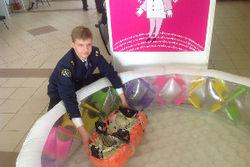 Школьник из Новороссийска изобрел робота для спасения утопающих