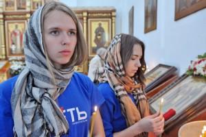 «Сеть» провела молебен в Калининграде