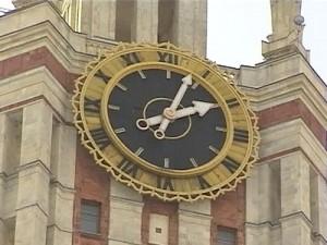В Соединенных Штатах запущены новые атомные часы