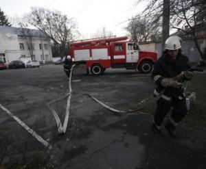 В результате пожара, вспыхнувшего в доме престарелых в Красноярске погибла женщина
