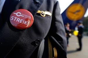 Забастовка пилотов немецкой авиакомпаний Lufthansa завершилась