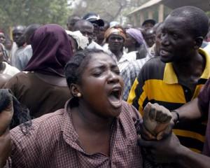 Боевики в Нигерии расстреляли более 50 человек