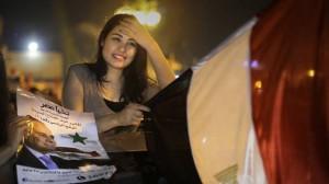 Египет: экс-командующий сухопутными войсками выиграл президентские выборы