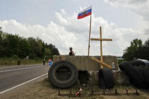 Избитого под Луганском священника освободили