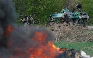 Киев АТО на востоке в финальной стадии