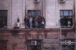 На месте одесской трагедии был обнаружен хлороформ