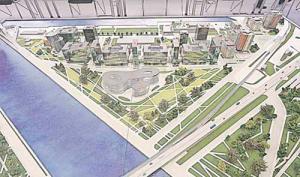 На территории бывшего ЗИЛа возведут лучший столичный район
