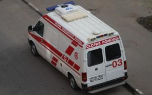 Пьяный мужчина угнал карету неотложки в Москве