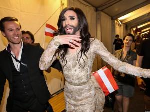 Победительница «Евровидения – 2014» Кончита Вурст выступит на закрытой столичной вечеринке