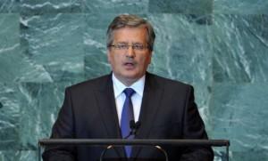 Президент Польши: Германия должна усилить давление на РФ
