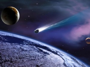 Ученые знают, откуда взялся челябинский метеорит
