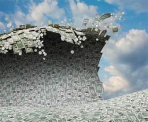 Украине перечислили первый кредитный транш от МВФ свыше $ 3 млрд.